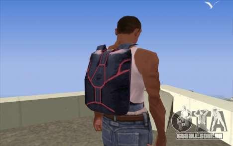 Parachute from Beta Version para GTA San Andreas terceira tela