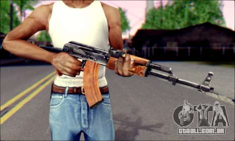 ACMs do ArmA 2 para GTA San Andreas terceira tela
