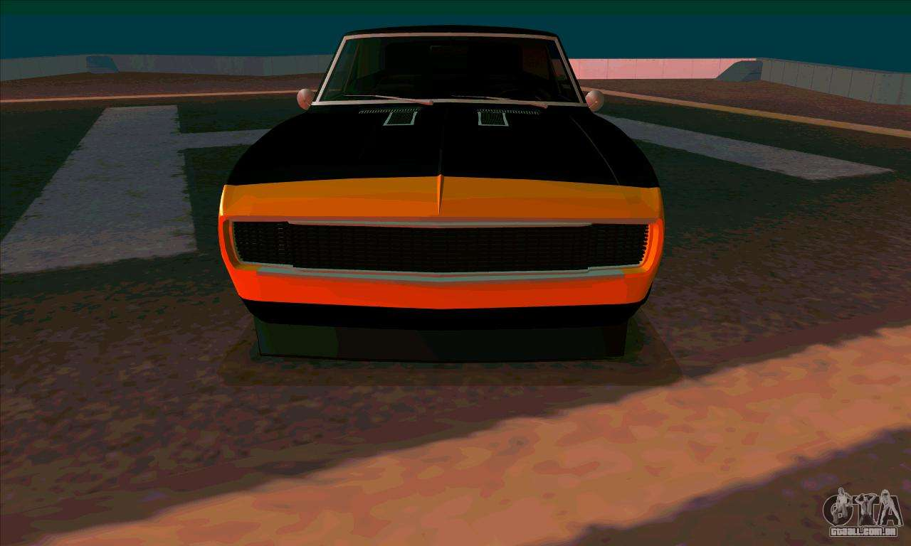 S L moreover Gf K in addition Chevrolet Camaro Synergy Special Edition In additionally Gta Vcv furthermore Gta Vcv. on 1967 chevrolet camaro ss