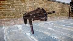 Submetralhadora HK MP7