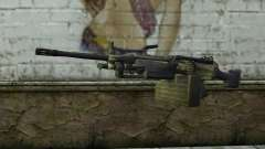 FN M249E2 SAW from SoF: Payback