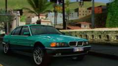 BMW 7-series para GTA San Andreas