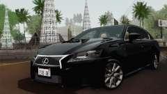Lexus GS350 F Sport 2013