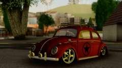 Volkswagen Fusca 1976 Rust Camber