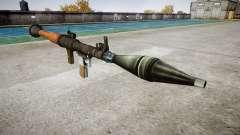 De mão de granadas antitanque (RPG)