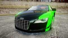 Audi R8 GT Coupe 2011 Yoshino