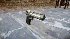 Пистолет IMI Desert Eagle Mk XIX em Dois tons