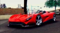Specter Roadster 2013 (SA Plate)