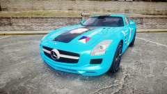 Mercedes-Benz SLS AMG v3.0 [EPM] Kotori Minami