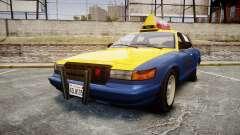 Vapid Stanier Taxi DCC