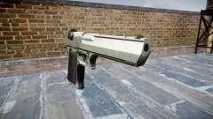 Пистолет IMI Desert Eagle Mk XIX Chrome