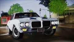 Pontiac Firebird Trans Am Coupe (2337) 1969