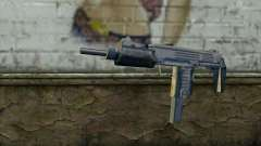 Uzi from Beta Version para GTA San Andreas