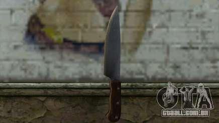 Faca De Cozinha (DayZ Standalone) para GTA San Andreas