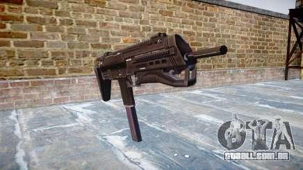 Submetralhadora HK MP7 para GTA 4