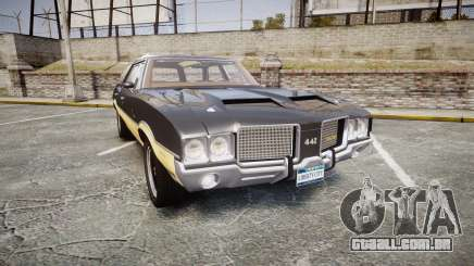 Oldsmobile Vista Cruiser 1972 Rims1 Tree1 para GTA 4