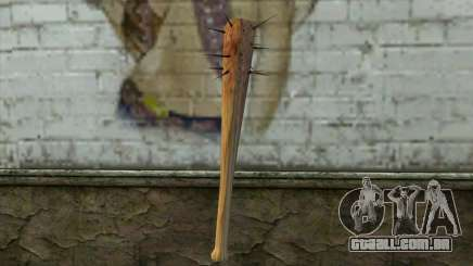 Nail Bat from Beta Version para GTA San Andreas