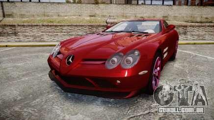 Mercedes-Benz SLR 722 2005 para GTA 4