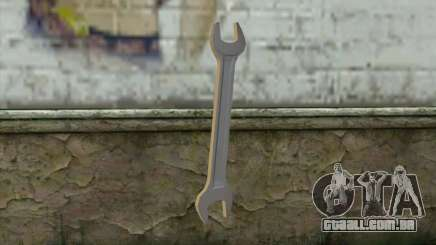 Wrench from Unity3D para GTA San Andreas