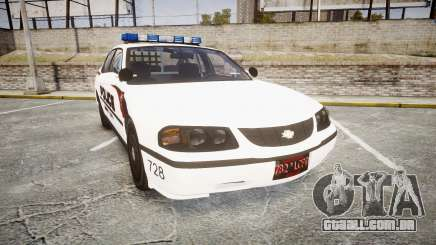 Chevrolet Impala 2003 Liberty City Police [ELS] para GTA 4