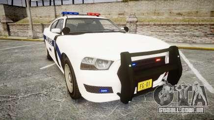 GTA V Bravado Buffalo Liberty Police [ELS] para GTA 4