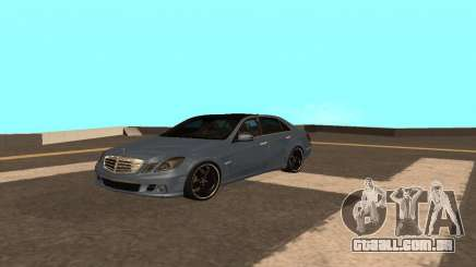Mercedes-Benz W212 (Wheeljack from TF 3) para GTA San Andreas