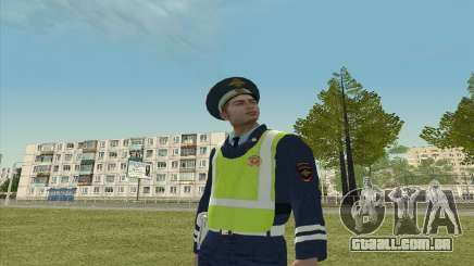 O Sub-inspector DPS para GTA San Andreas