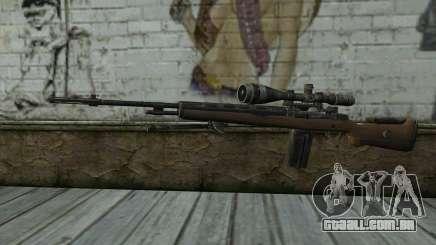M21 from Battlefield: Vietnam para GTA San Andreas