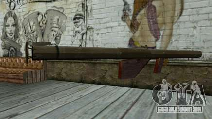 M1 Bazuca do Dia da Derrota para GTA San Andreas