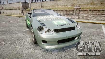 Benefactor Feltzer Grey Series v2 para GTA 4