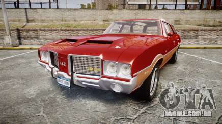 Oldsmobile Vista Cruiser 1972 Rims1 Tree2 para GTA 4