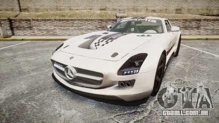 Mercedes-Benz SLS AMG GT-3 low para GTA 4