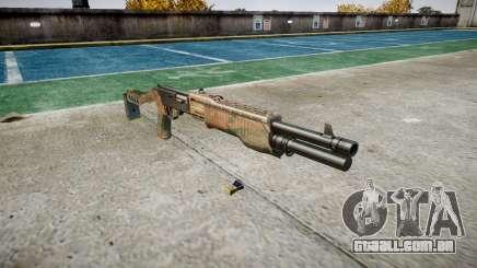Ружье Franchi SPAS-12 Selva para GTA 4