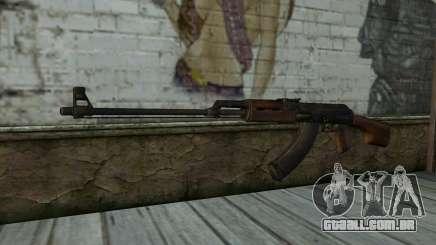 RPK 74 from Battlefield 4 para GTA San Andreas