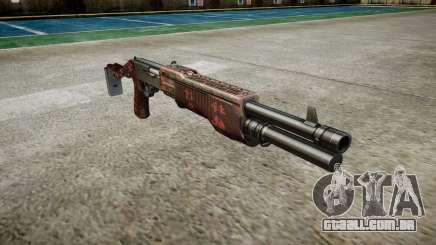Ружье Franchi SPAS-12 Arte da Guerra para GTA 4