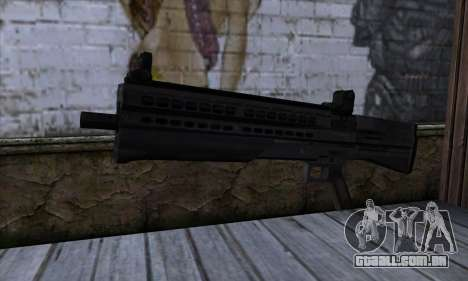 Combat Shotgun from State of Decay para GTA San Andreas