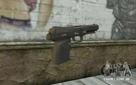 Five-Seven HD para GTA San Andreas segunda tela