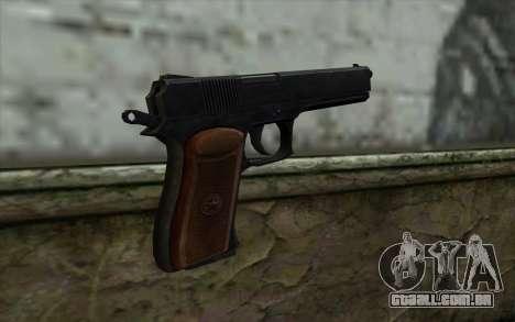 Colt45 para GTA San Andreas segunda tela