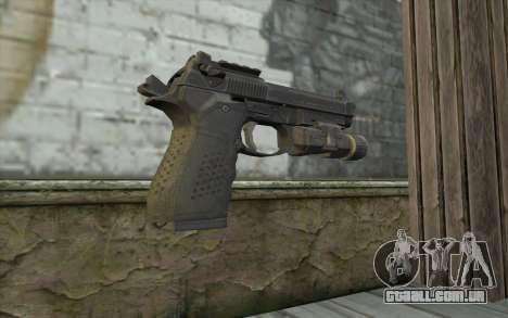 M9A1 from COD: Ghosts para GTA San Andreas segunda tela