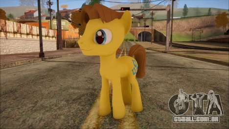 Caramel from My Little Pony para GTA San Andreas
