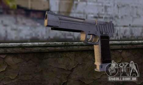 Pistol 50 from GTA 5 para GTA San Andreas