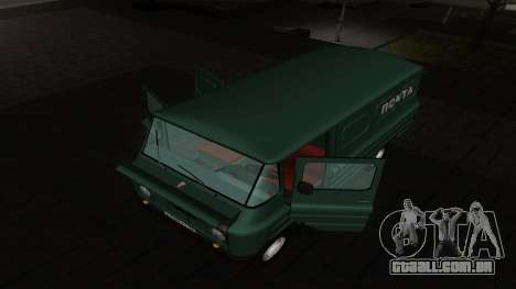 Zuk A06 para GTA San Andreas traseira esquerda vista