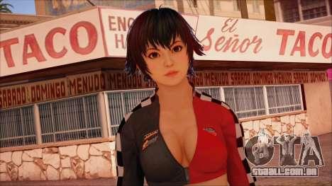 Modern Woman Skin 5 para GTA San Andreas terceira tela
