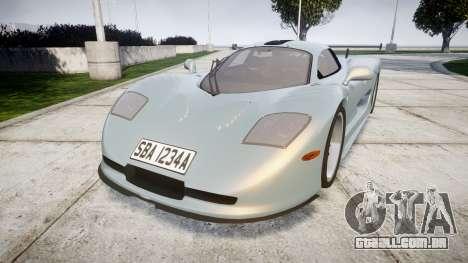 Mosler MT900 para GTA 4