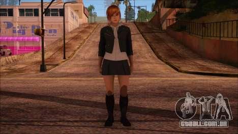 Modern Woman Skin 6 para GTA San Andreas