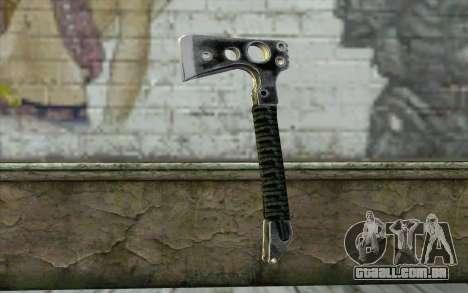 Топор (Call of Duty Black Ops) para GTA San Andreas