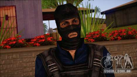 Terror from Counter Strike Condition Zero para GTA San Andreas terceira tela