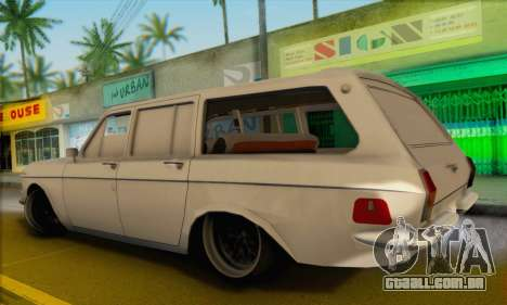 GÁS 24-02 para GTA San Andreas esquerda vista