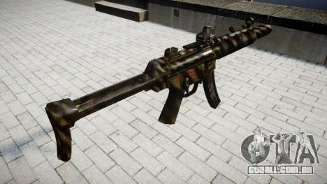 Arma MP5SD DRS FS para GTA 4 segundo screenshot