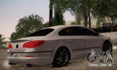 Volkswagen AirCC para GTA San Andreas esquerda vista